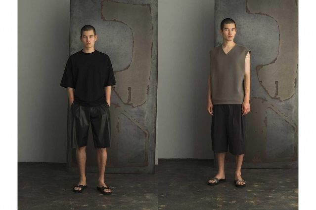 N. Hoolywood Spring 2021 collection - Compile. Look #12 & #13. Ponyboy magazine.