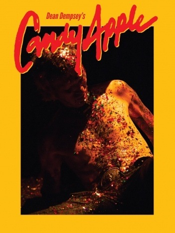 Poster for Candy Apple, directed by Dean Dempsey. Ponyboy magazine.