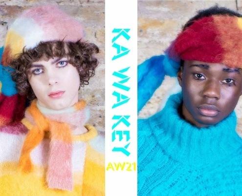 Ka Wa Key A/W 2021 - Ponyboy magazine.