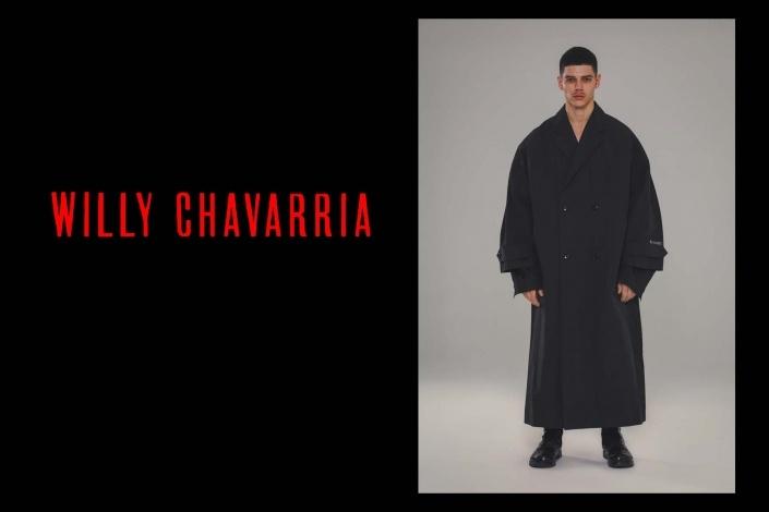 Willy Chavarria Autumn/Winter 2021. Ponyboy magazine.
