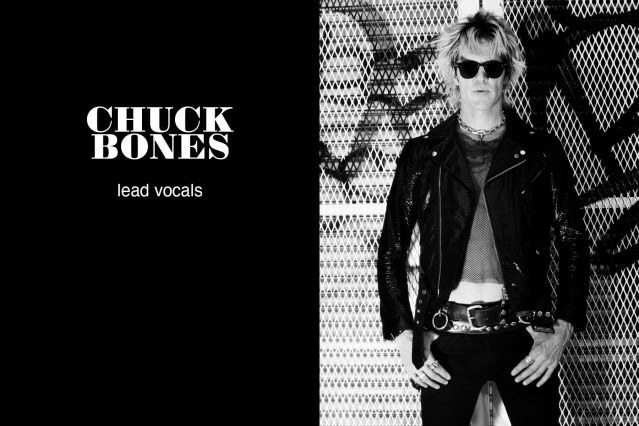 Chuck Bones of the Trash Bags photographed in New York City by Alexander Thompson for Ponyboy.